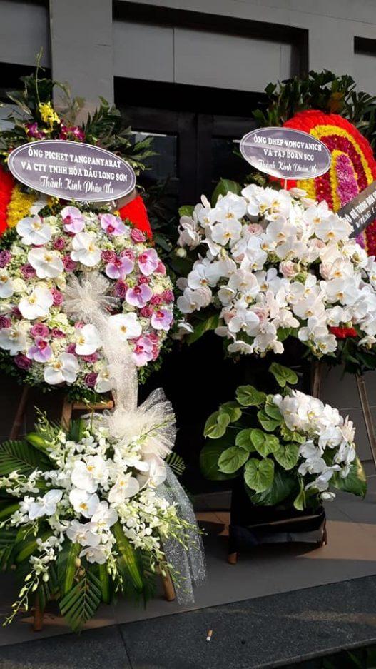 Hoa Tang Lễ Tại Gia Bình Bắc Ninh