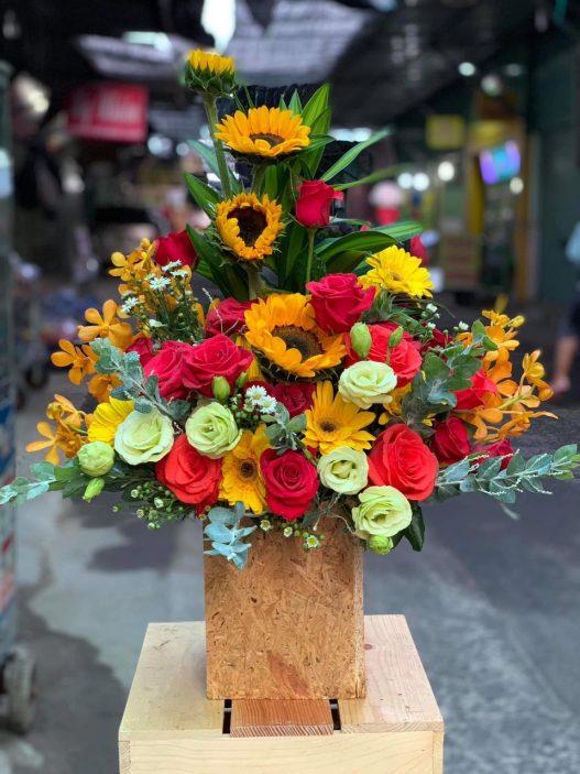 Hoa sinh nhật tại từ sơn