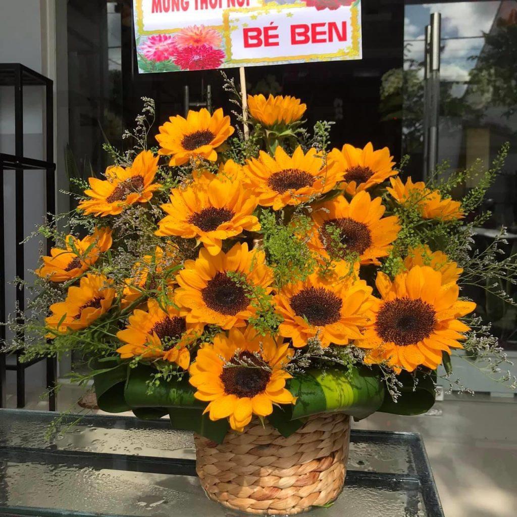 mừng khai trương nên tặng hoa gì ý nghĩa?