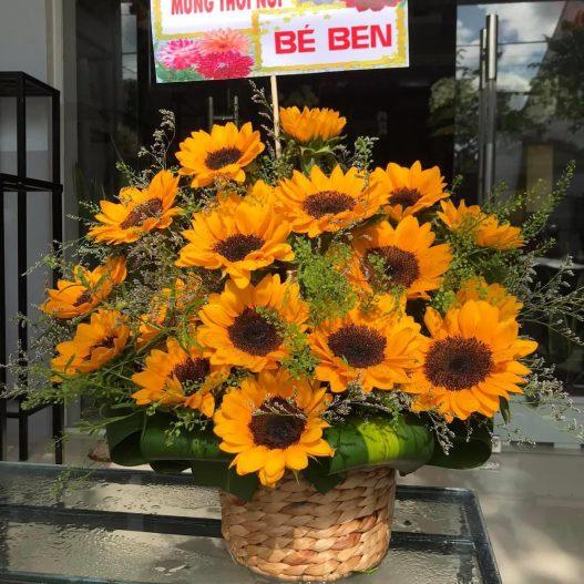 Cửa hàng hoa tươi Gia Bình Bắc Ninh